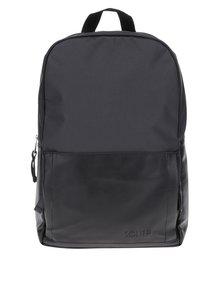 Čierno-sivý pánsky batoh Solier