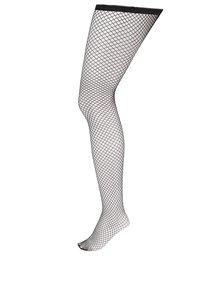 Černé síťované punčochové kalhoty Haily´s Fishnet