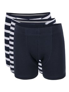 Set 3 perechi pantaloni scurti unisex name it