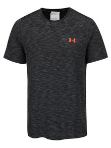 Tricou sport gri  Under Armour Threadborne Knit pentru bărbați
