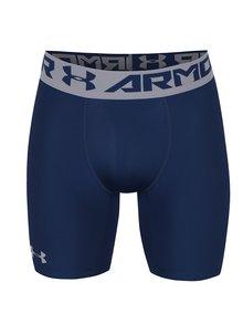 Tmavomodré pánske funkčné šortky Under Armour COMP