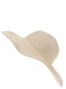 Krémový klobouk Pieces Kelly