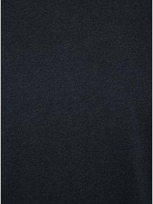Modré tričko s krátkým rukávem Jack & Jones Corafe