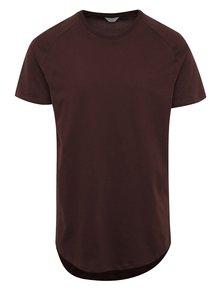 Vínové tričko s krátkym rukávom Jack & Jones Corafe