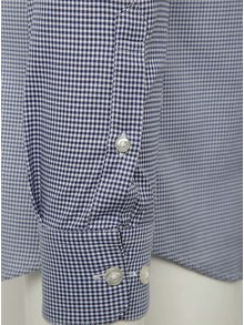 Camasa slim fit bleumarin pepit Selected Homme One New