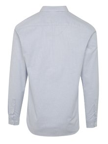 Modro-biela pruhovaná slim fit košeľa Selected Homme One Victor