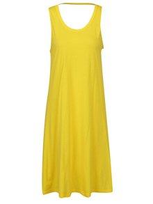 Rochie galbenă fără mâneci VERO MODA Happy
