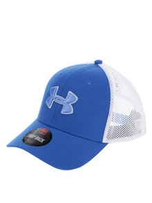 Modrá pánska šiltovka Under Armour Closer Trucker