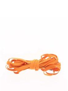 Neónová oranžová guma na skákanie SkočSi