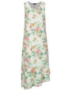 Rochie multicoloră cu imprimeu floral Yest