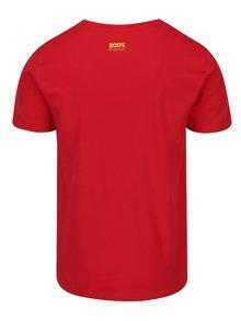 Červené pánské tričko ZOOT Originál  Ne! Raději rum