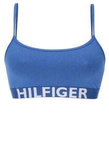 Modrá športová podprsenka Tommy Hilfiger