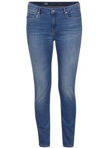 Modré dámské jegging fit džíny Tommy Hilfiger
