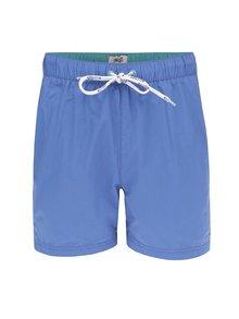 Modré pánske plavky Tommy Hilfiger