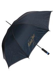 Modro-černý dámský deštník Gott My Life