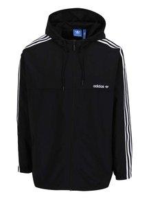 Jachetă neagră pentru bărbați adidas Originals Strappy