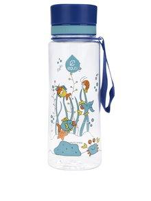 Plastová láhev s motivem rybiček EQUA (600 ml)