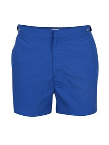Modré plavky Burton Menswear London