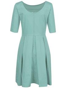 Svetlozelené šaty s 3/4 rukávom From Kaya with Love Vintage