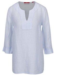 Bluză tunică alb&albastru s.Oliver pentru femei