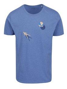 Modré pánske tričko Pool fun ZOOT Originál