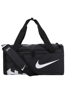 Černá unisex voděodolná sportovní taška s potiskem Nike