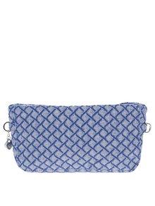 Modrá vnútorná taška/listová kabelka Ju'sto J-Posh