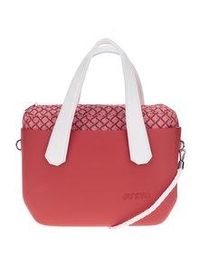 Červená kabelka Ju'sto J-Tiny