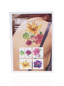 Set 5 tatuaje temporare Summer Collection No 2 TATUIN`