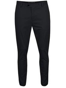 Černé formální skinny kalhoty Burton Menswear London
