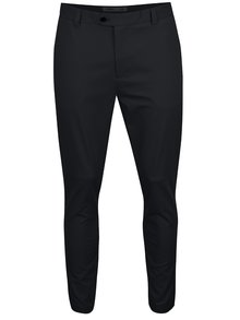 Pantaloni skinny albastru închis Burton Menswear London