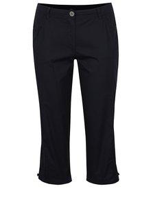 Tmavě modré 3/4 kalhoty s kapsami Ulla Popken