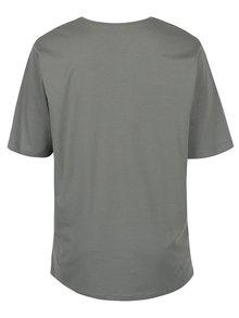 Šedé tričko Ulla Popken