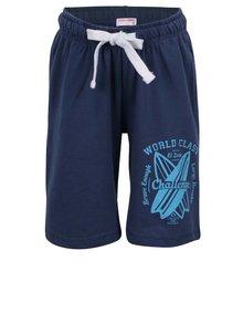 Pantaloni scurți bleumarin pentru băieți 5.10.15.