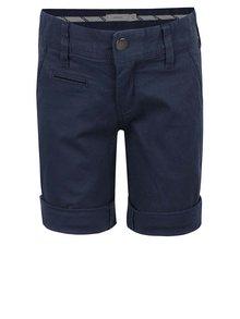 Pantaloni scurți albaștri Name It Tallan pentru băieți