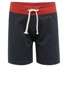 Pantaloni scurți albastru & roșu name it Camp pentru băieți