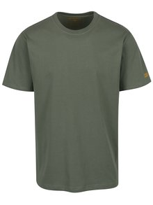 Zelené pánské triko BUSHMAN Brady