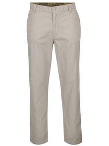 Béžové pánské kalhoty BUSHMAN Standard