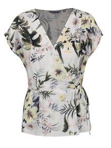 Bluză cu print floral Dorothy Perkins Petite