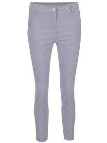Modré pruhované skrátené nohavice ZOOT