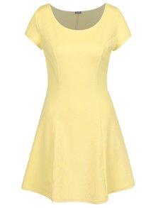 Rochie galbenă midi ZOOT