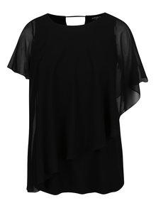 Bluză neagră Dorothy Perkins Curve