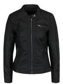 Jachetă biker neagră ONLY Ready