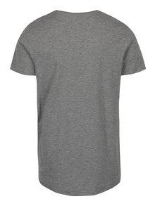 Sivé tričko Jack & Jones Orbas