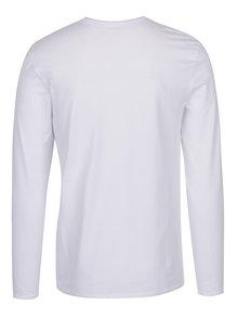 Bluză albă Selected Homme Basic