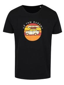 Černé pánské triko ZOOT Originál Už tam budem