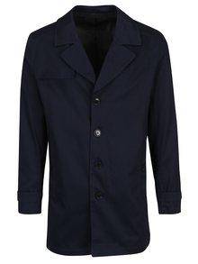 Tmavě modrý lehký kabát Selected Homme York