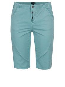 Pantaloni scurți bleu Ulla Popken cu buzunare