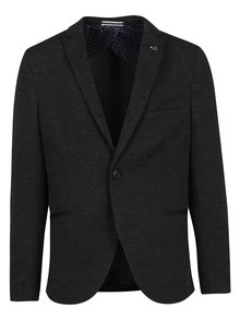 Sacou gri cu model discret Selected Homme Done Brett