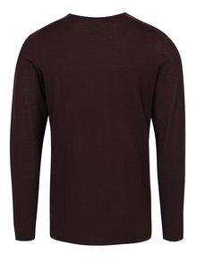 Bluză roșu burgundy Jack & Jones Premium Jamie